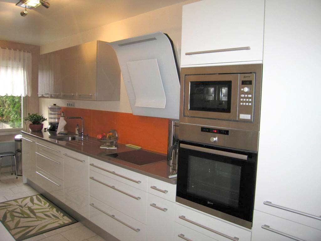 ligne affinit par s n cuisine rouen. Black Bedroom Furniture Sets. Home Design Ideas
