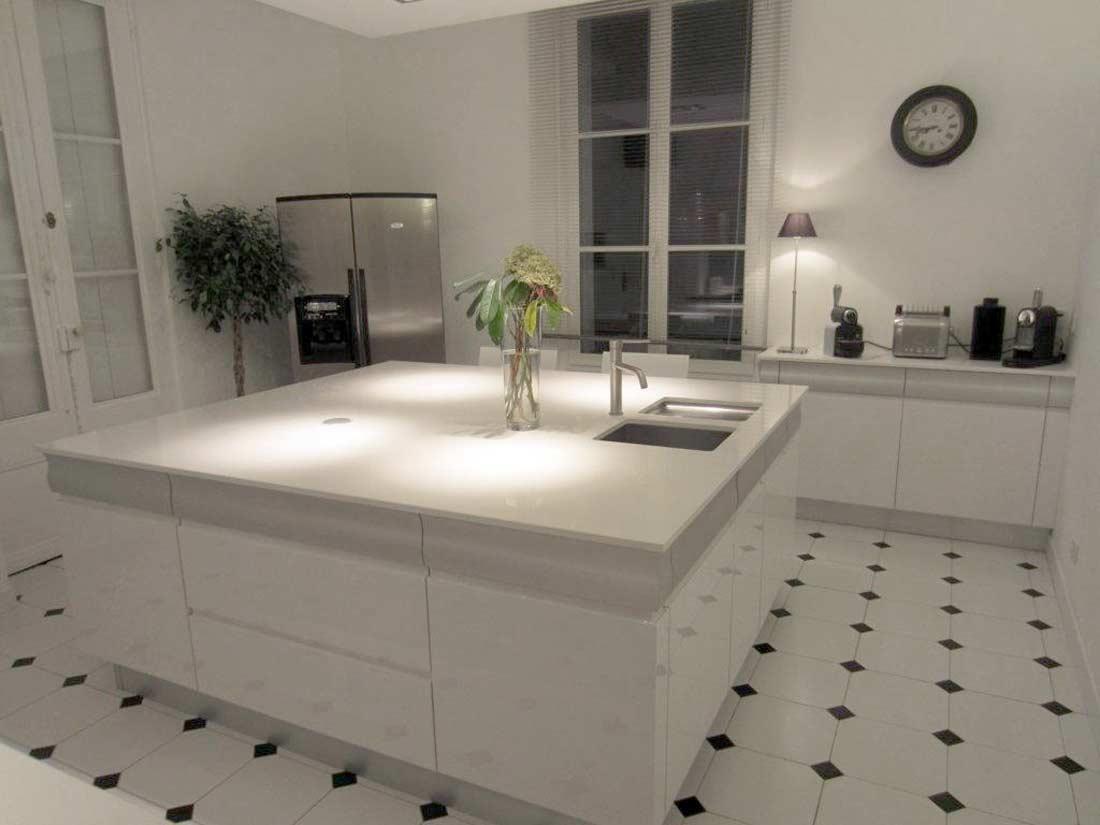 ligne signatures par s n cuisine rouen. Black Bedroom Furniture Sets. Home Design Ideas