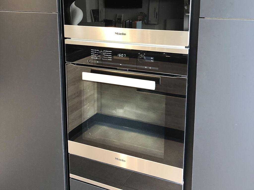 Cuisine Arthur Bonnet Rouen Électroménager : lave-vaisselle, réfrigérateur, four, robot